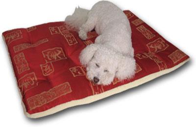 Bichon dog bed
